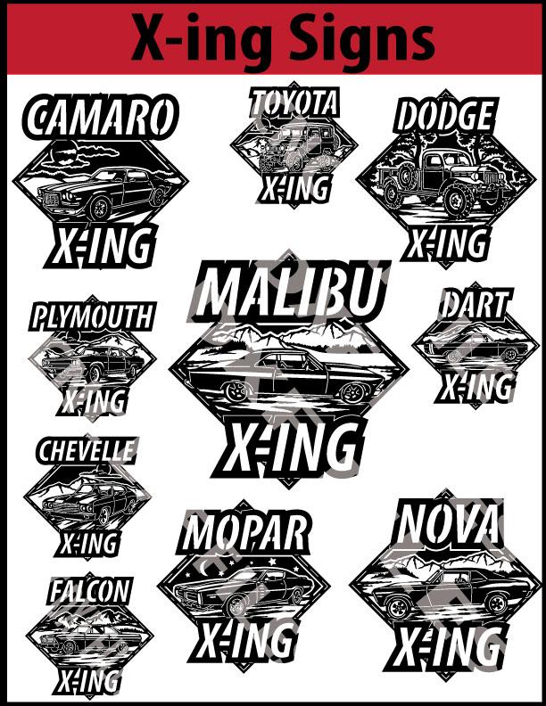 Xing Signs